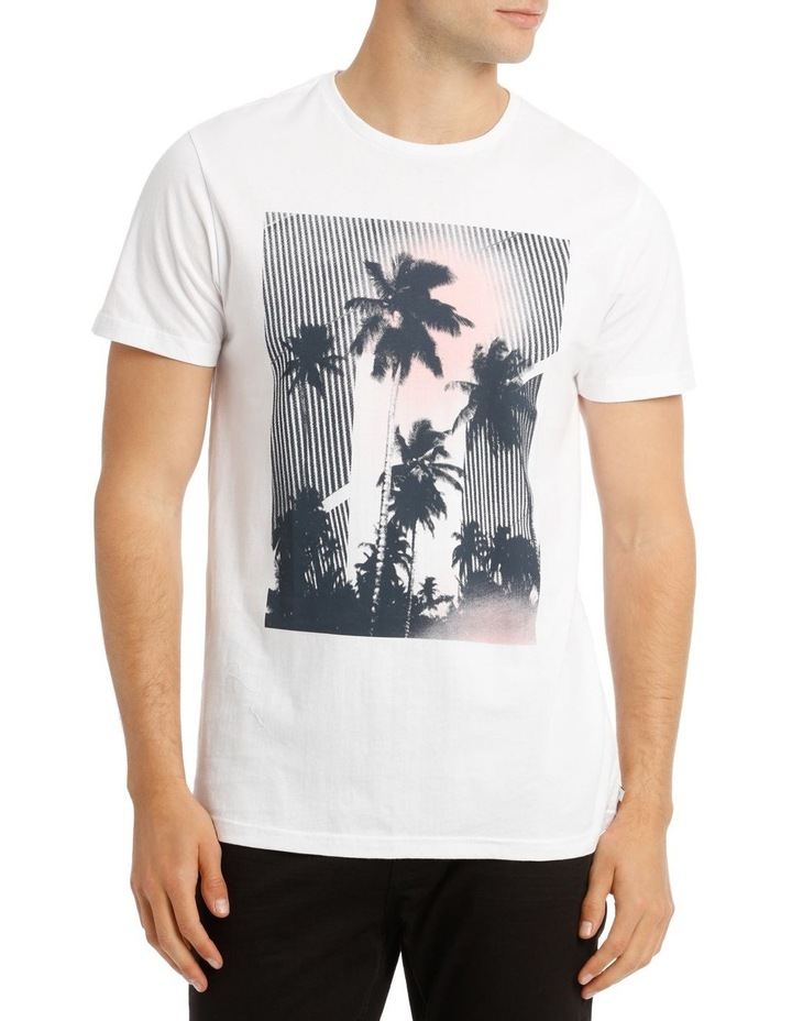 Shell Cove Printed Tee image 1