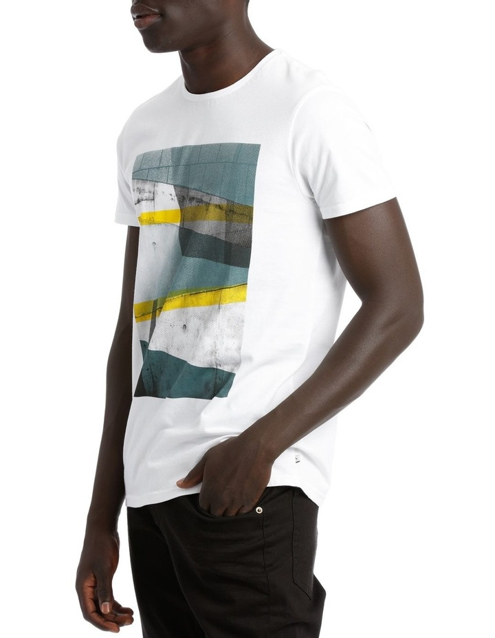 TAMPERE PLACEMENT PRINT TEE image 2
