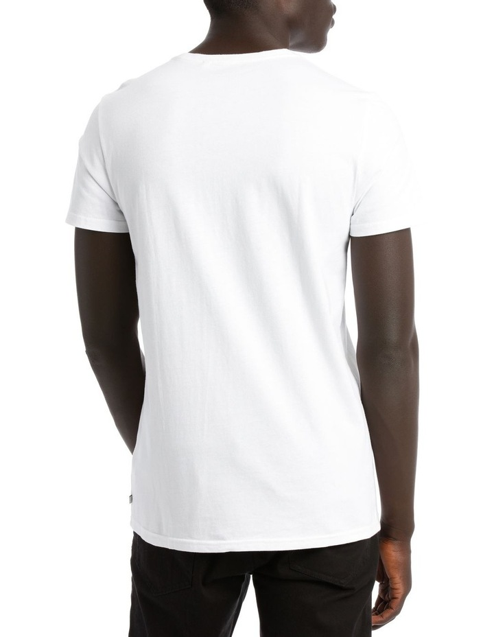 TAMPERE PLACEMENT PRINT TEE image 3