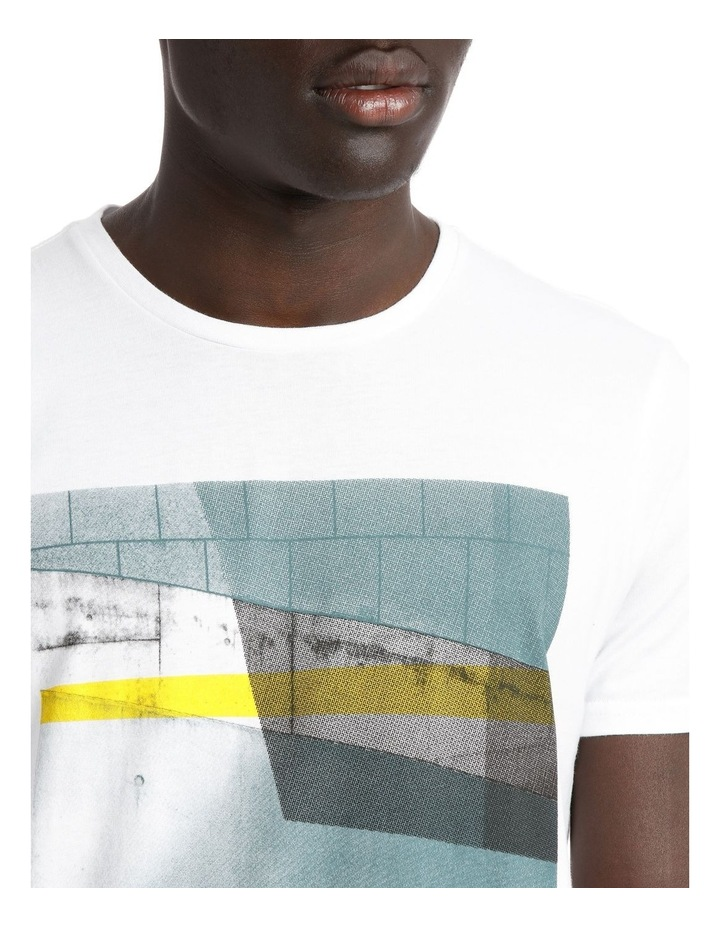 TAMPERE PLACEMENT PRINT TEE image 4