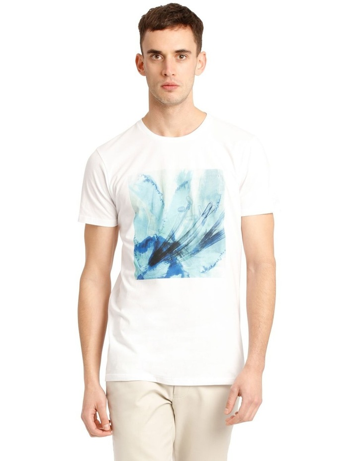 Naso Placement Print Tee image 1