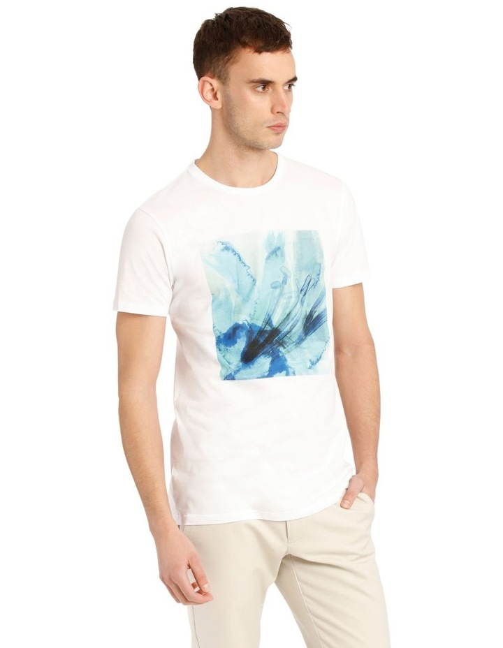 Naso Placement Print Tee image 2