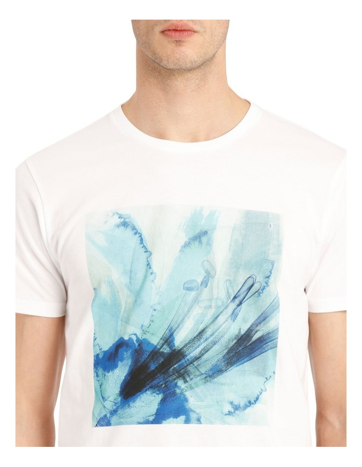 Naso Placement Print Tee image 4