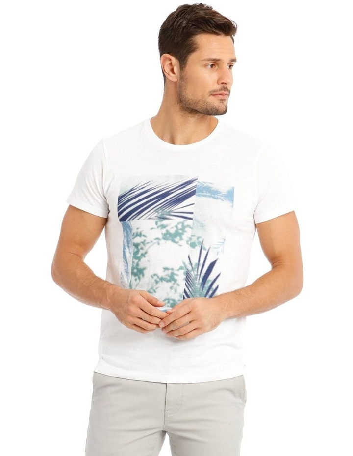 Araza Placement Print Tee image 1
