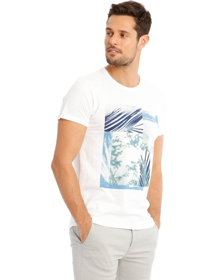 Araza Placement Print Tee image 2