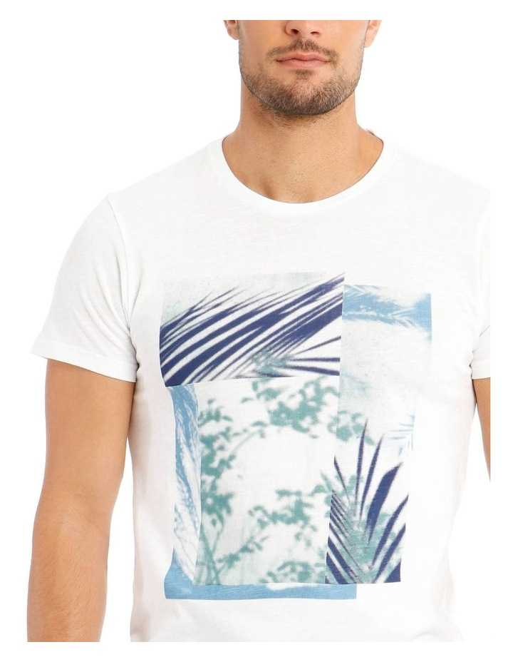 Araza Placement Print Tee image 4