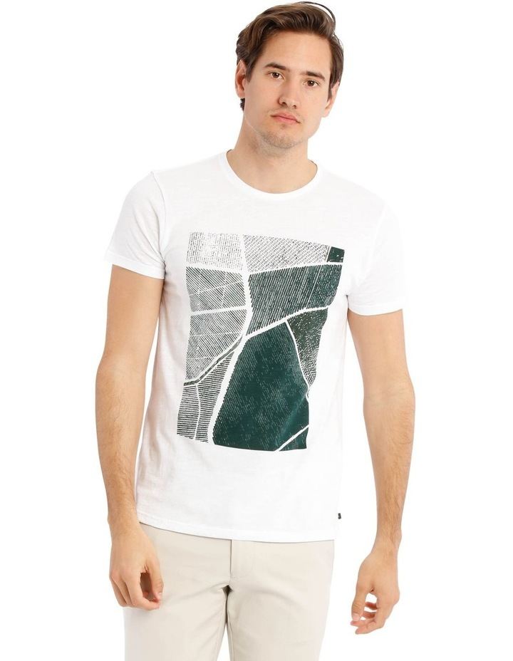 Congo Placement Print Tee image 1