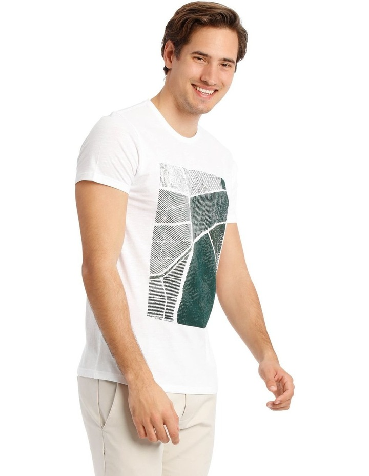 Congo Placement Print Tee image 2
