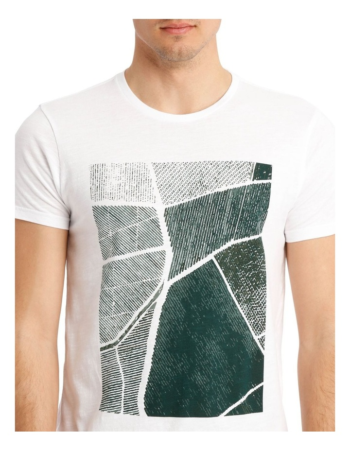 Congo Placement Print Tee image 4