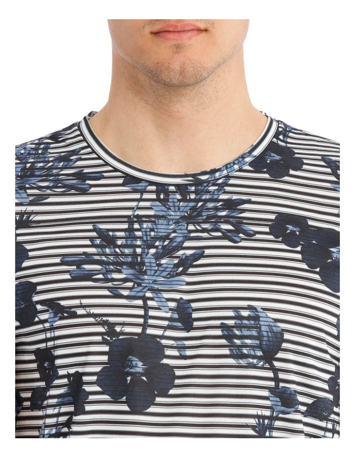 Taza Placement Stripe Tee image 4