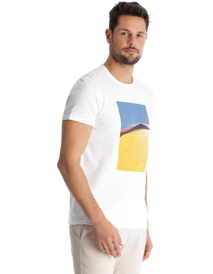 Tangier Placement Print Tee image 2