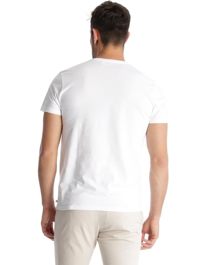 Tangier Placement Print Tee image 3