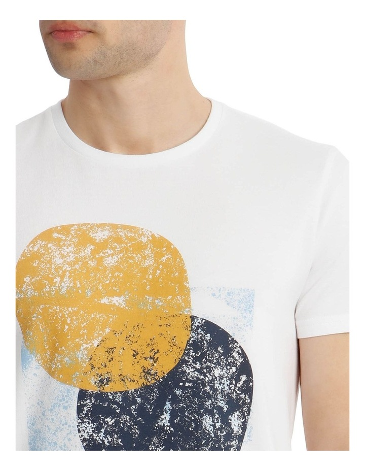 Troy Placement Print Tee image 4