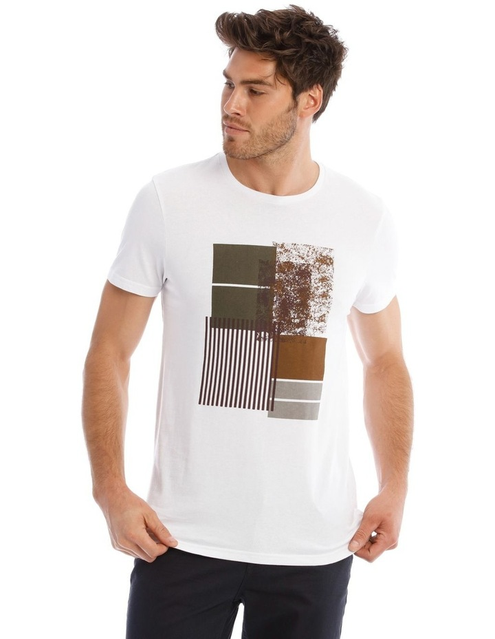 Rolf Placement Print Tee image 1