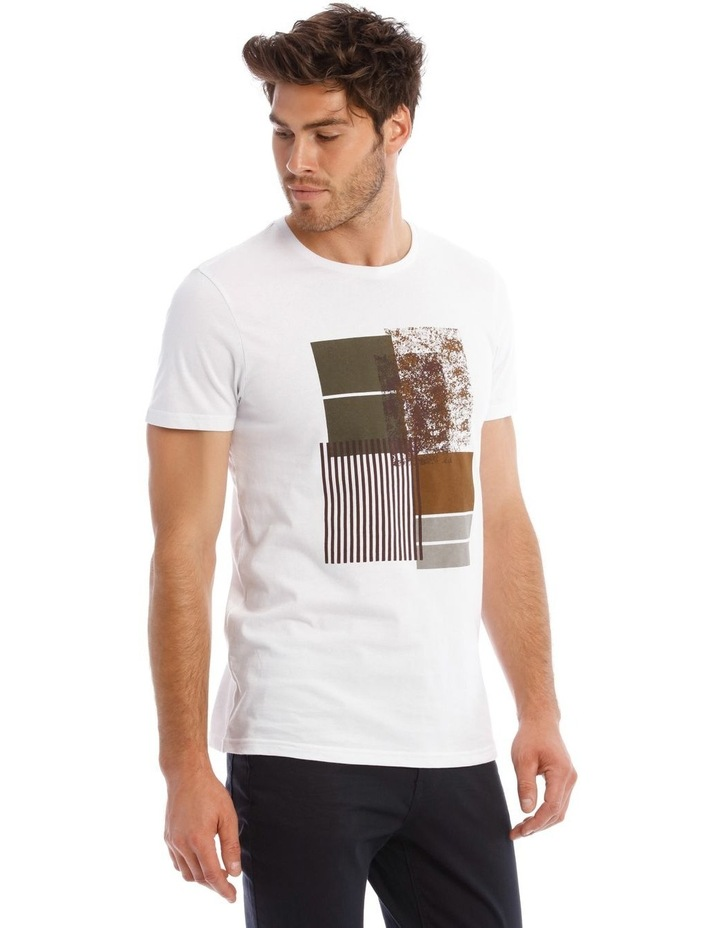 Rolf Placement Print Tee image 2