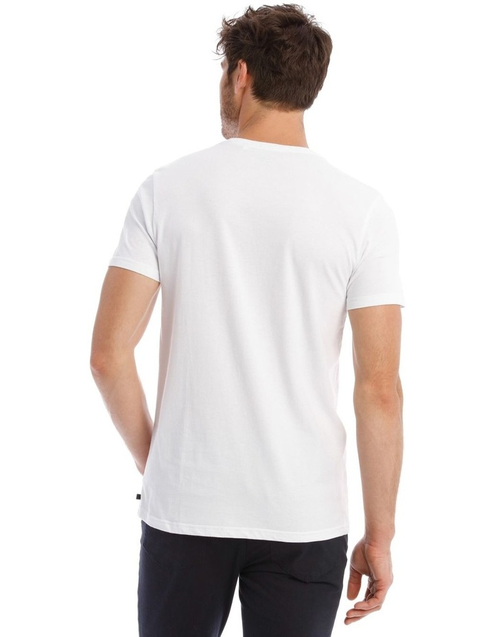 Rolf Placement Print Tee image 3