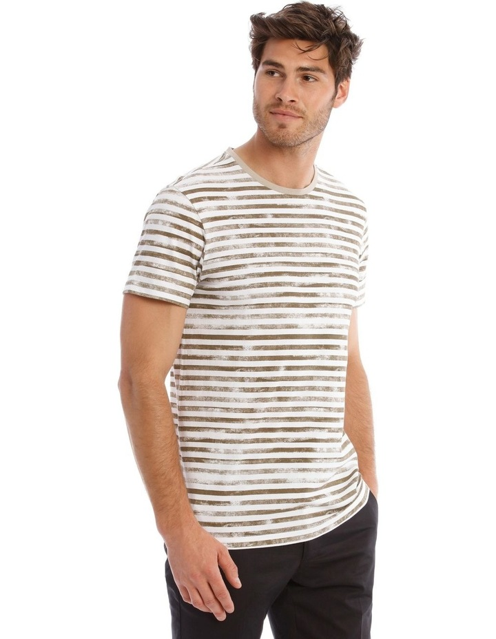 Callisto Photographic Stripe Tee image 2