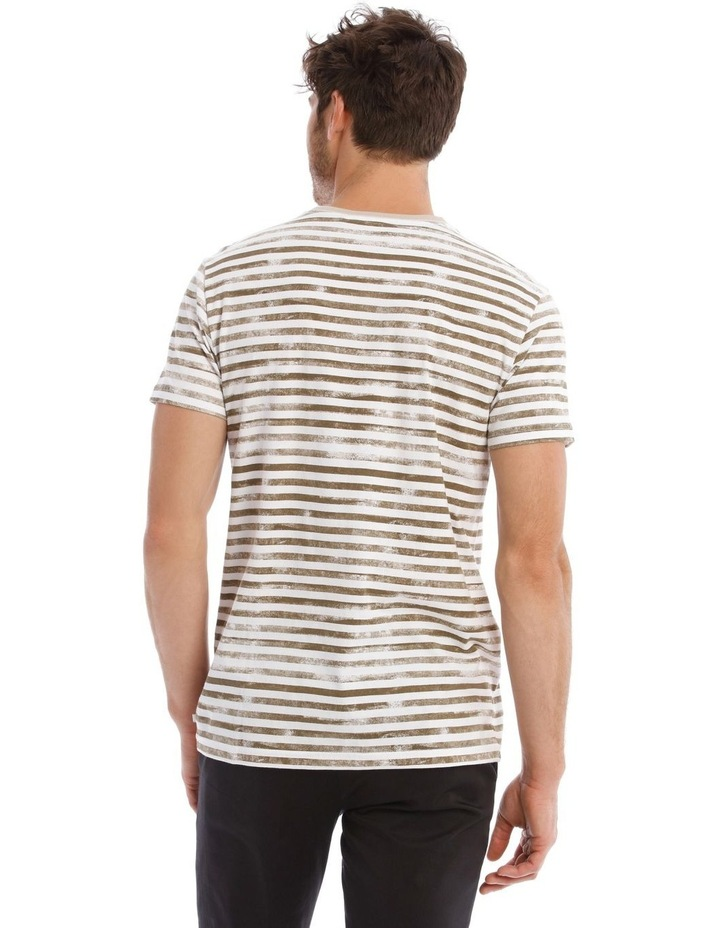 Callisto Photographic Stripe Tee image 3