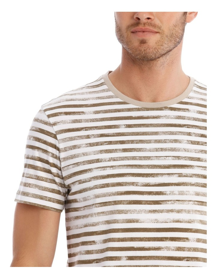 Callisto Photographic Stripe Tee image 4