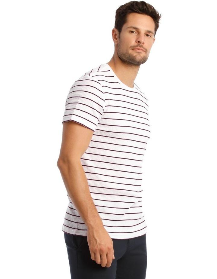 Arlberg Textured Stripe T-Shirt image 2