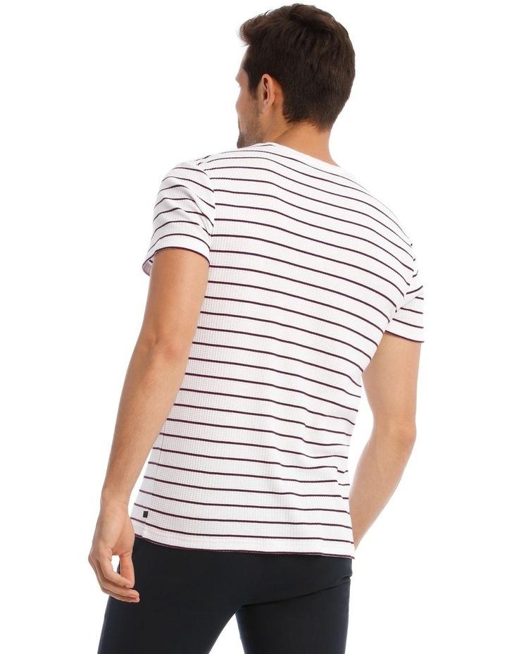 Arlberg Textured Stripe T-Shirt image 3