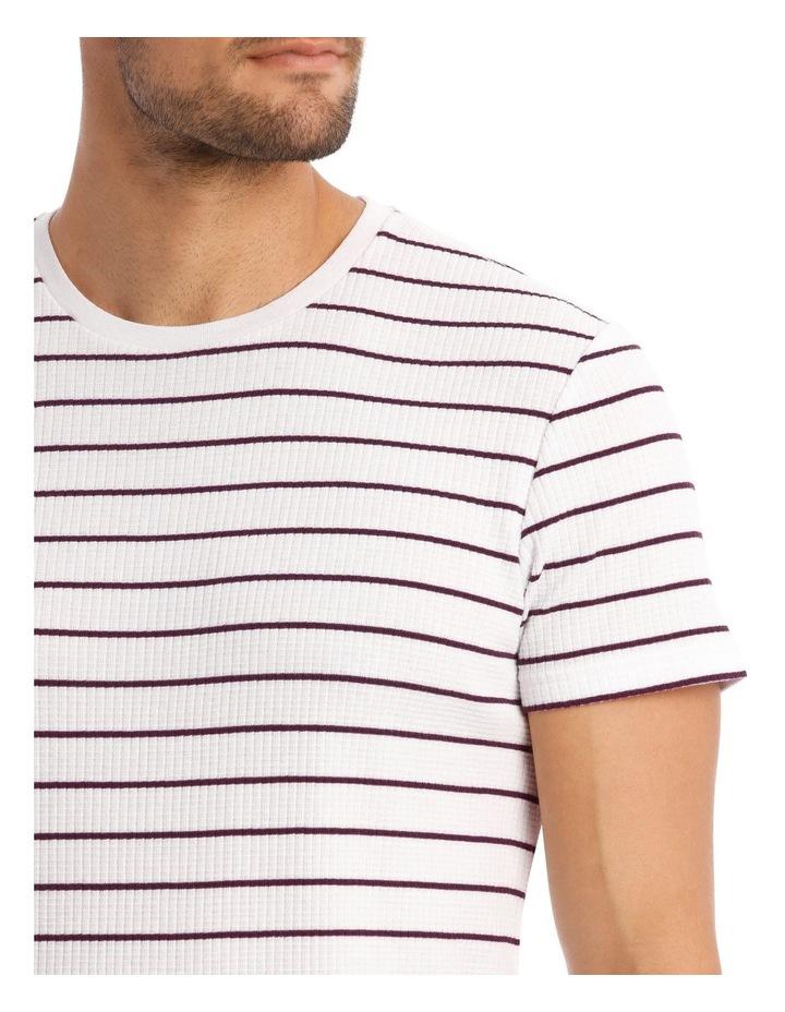 Arlberg Textured Stripe T-Shirt image 4