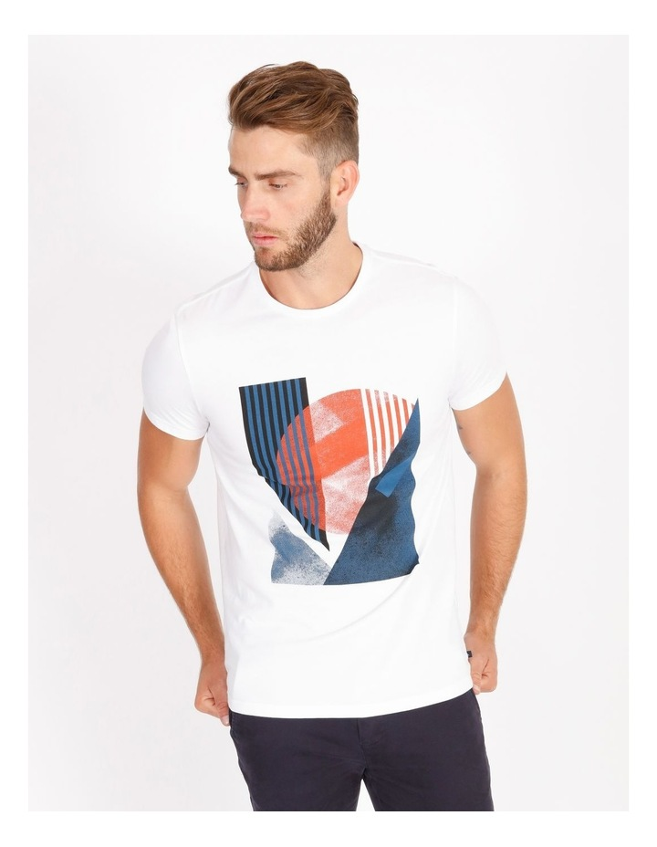 Hugo Ss Placement Print Tee image 1