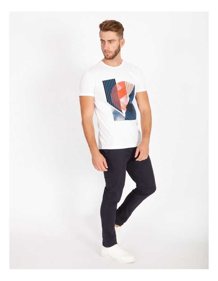 Hugo Ss Placement Print Tee image 2