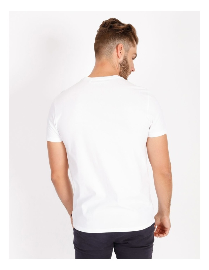 Hugo Ss Placement Print Tee image 3