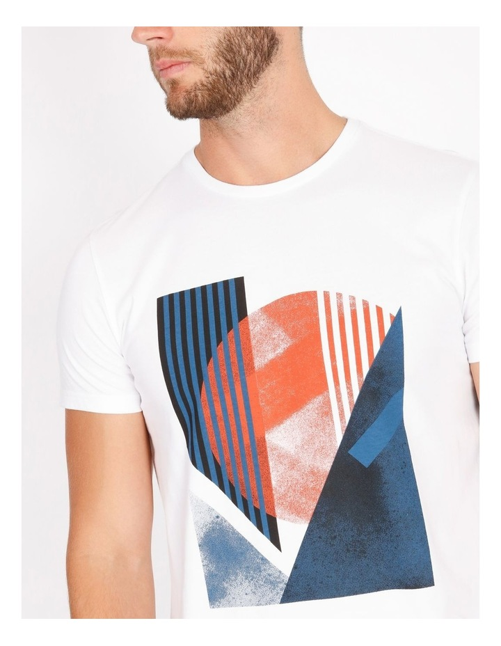 Hugo Ss Placement Print Tee image 4