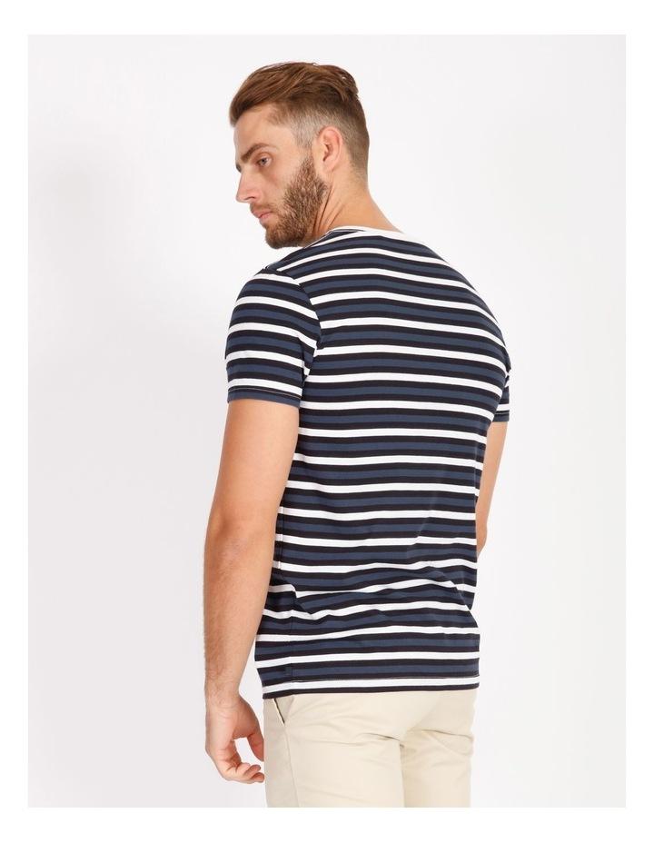 Phoenix Short-Sleeve Stripe Tee image 4