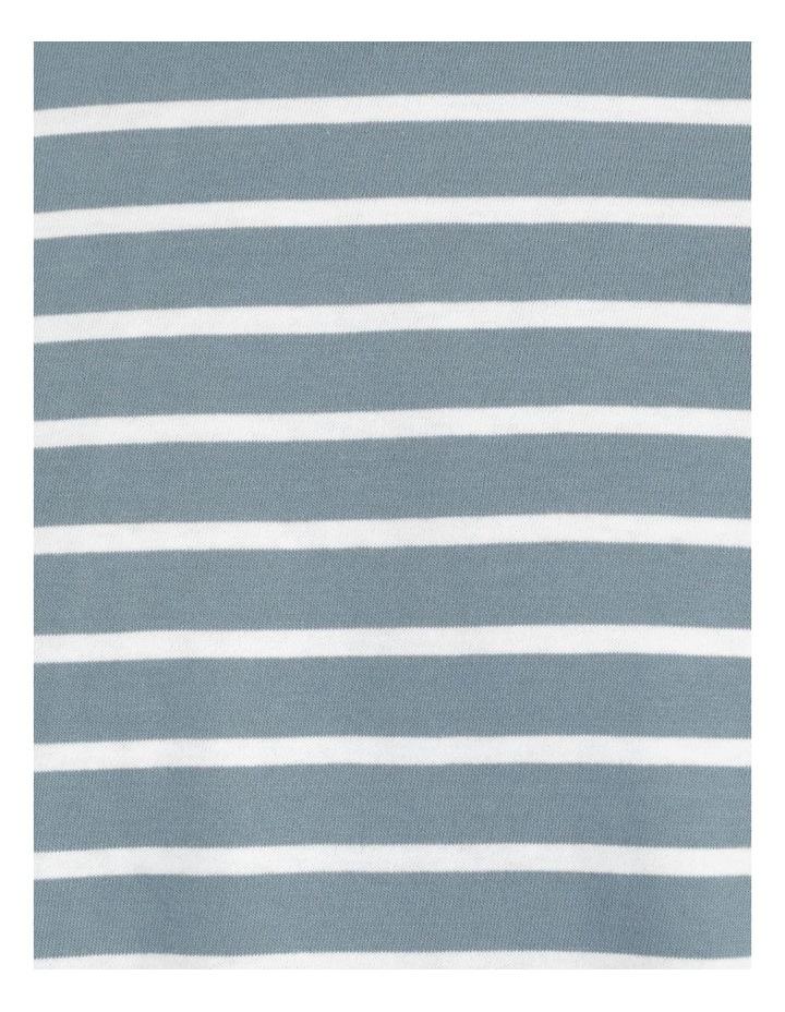 London Stripe Tee Blue image 7