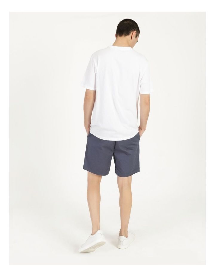 Wynyard Placement Print Relaxed Short Sleeve Tee image 5