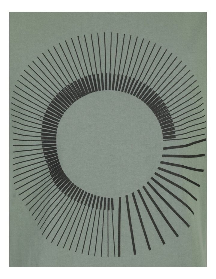 Kingston Placement Print Short Sleeve Tee image 7