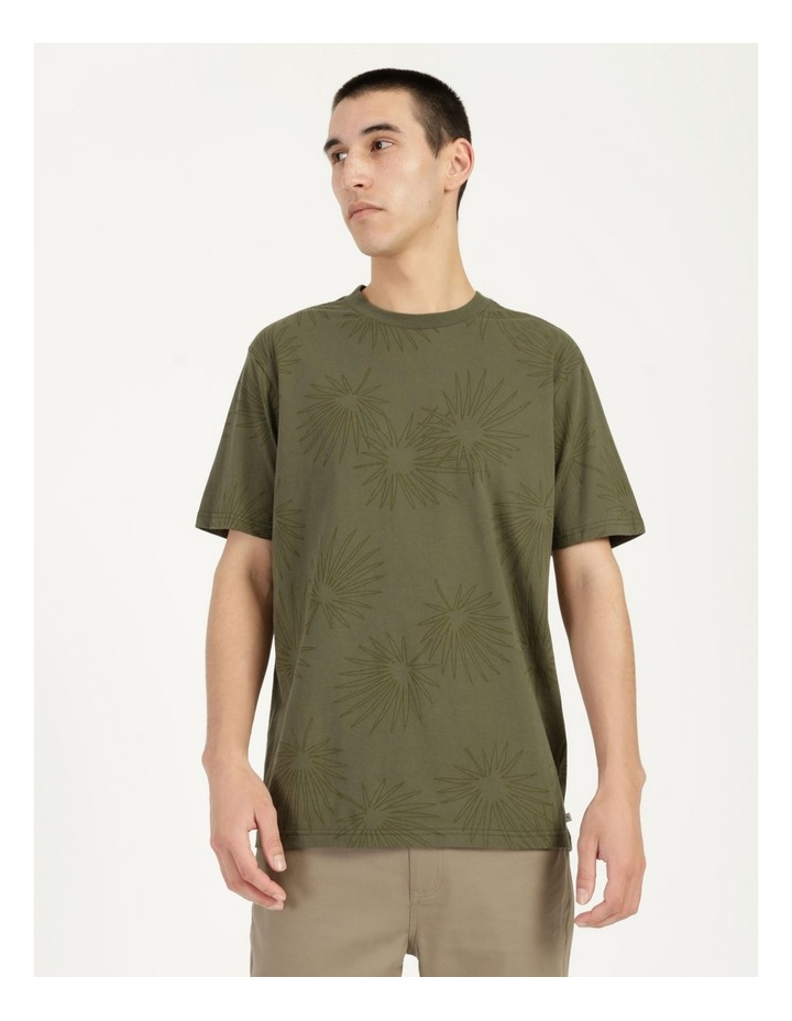 Gawler All Over Print Relaxed Short Sleeve Tee image 2