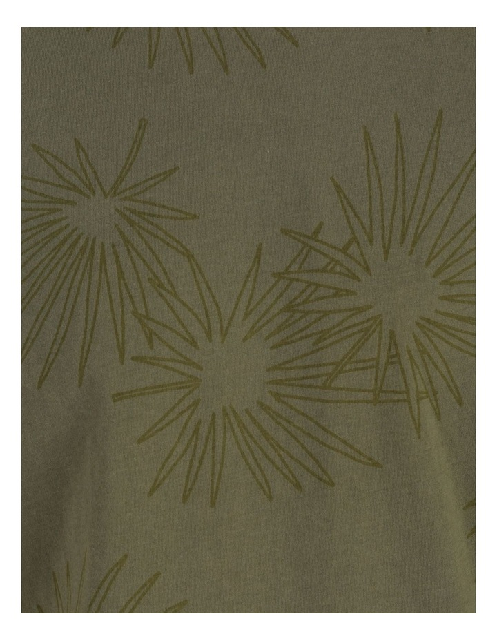 Gawler All Over Print Relaxed Short Sleeve Tee image 7
