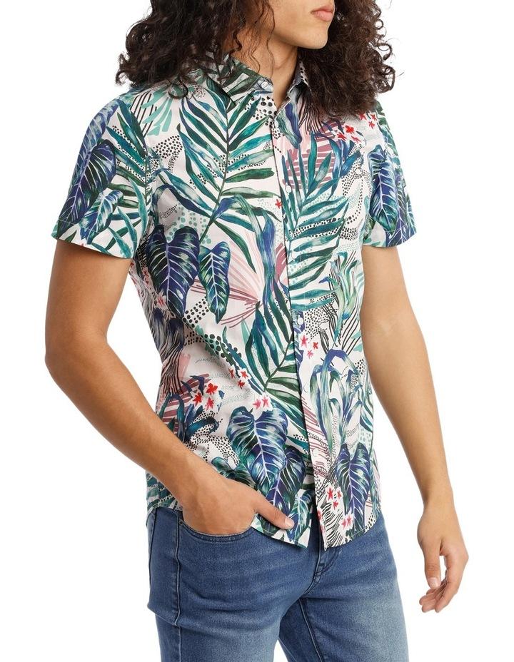 Buenos Aires Printed Slim Shirt image 2