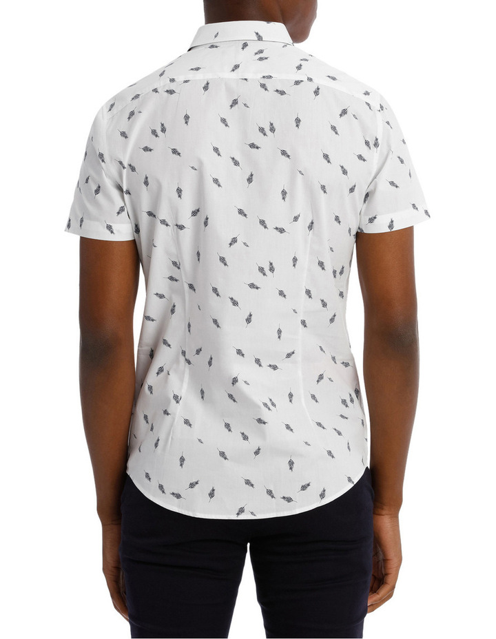 Quito Printed Slim Shirt image 3