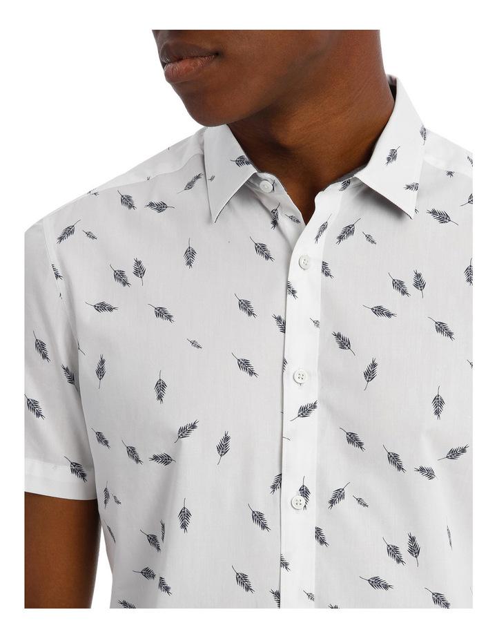 Quito Printed Slim Shirt image 4