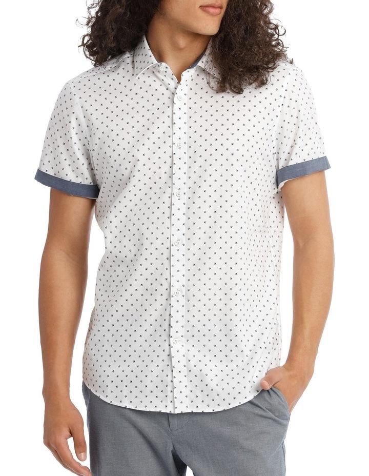 Mombasa Printed Relaxed Shirt image 1