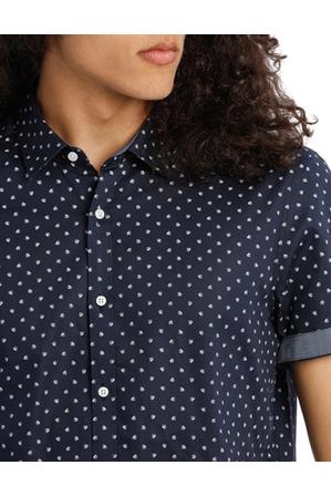 Blaq - Mombasa Printed Relaxed Shirt