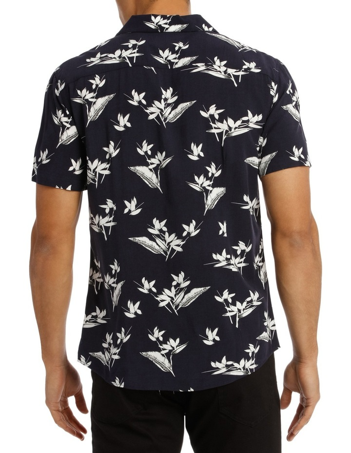Alexandria Printed Short Sleeve Relaxed Shirt image 3
