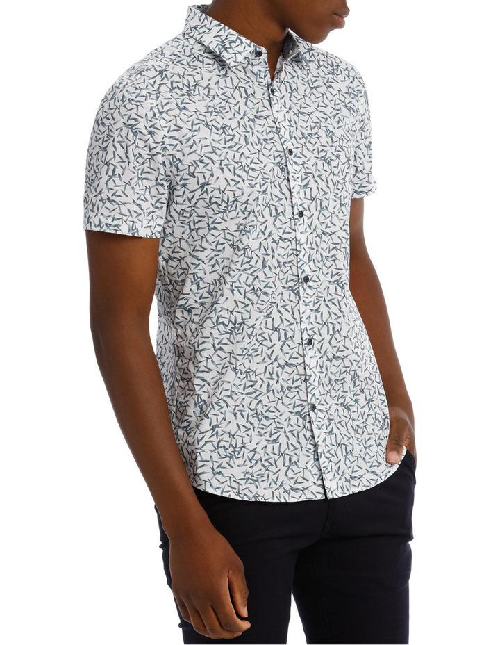 Maldives Printed Slim Shirt image 2