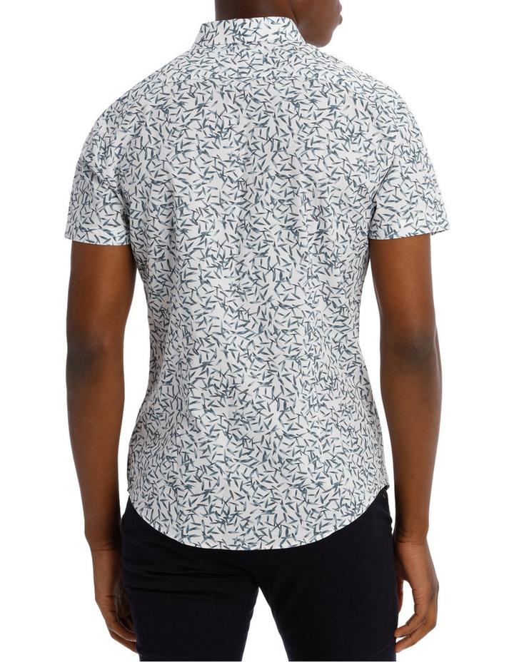 Maldives Printed Slim Shirt image 3