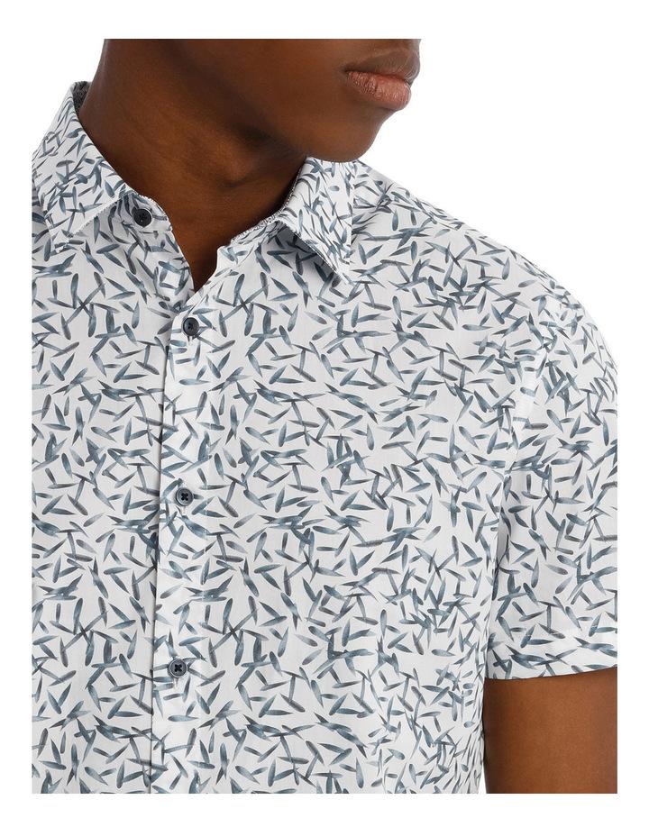 Maldives Printed Slim Shirt image 4