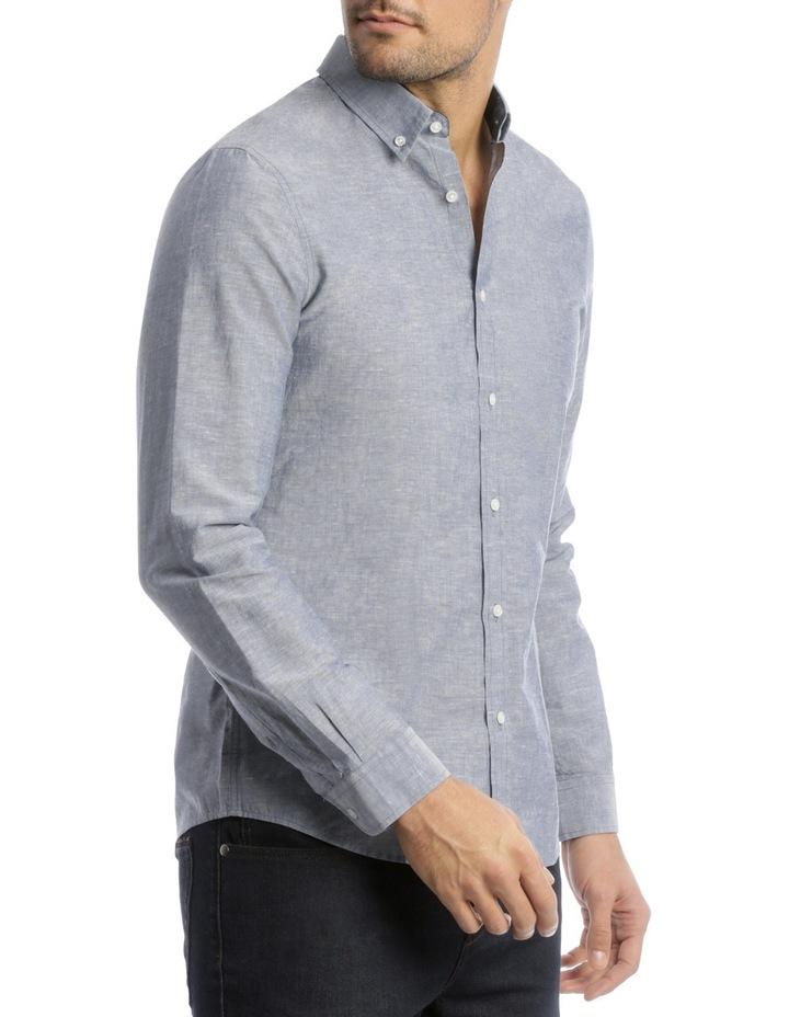 Barts Long Sleeve Slim Shirt image 2