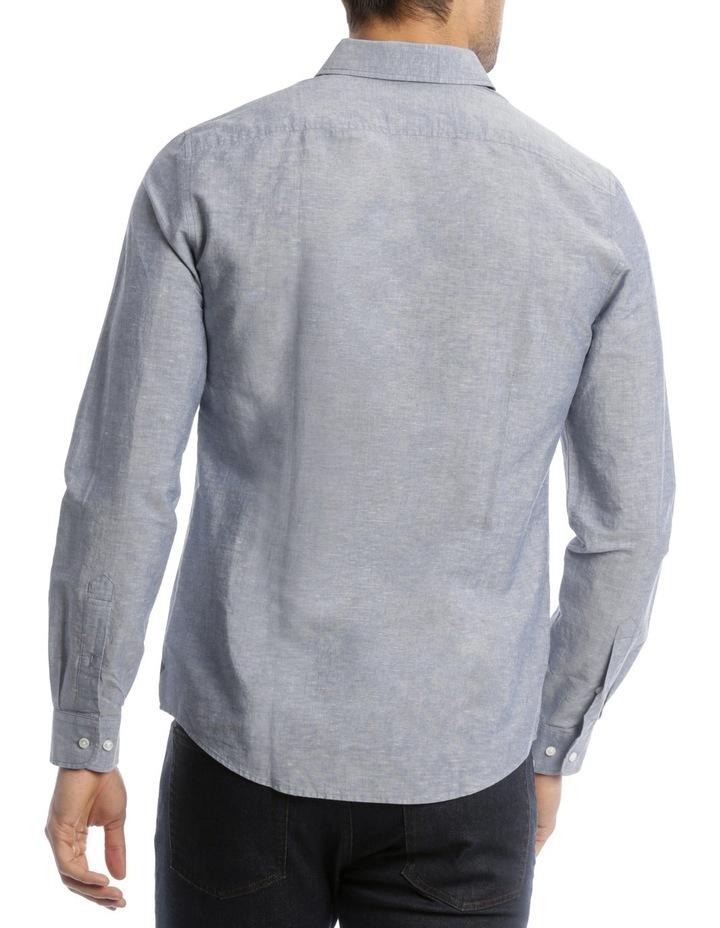 Barts Long Sleeve Slim Shirt image 3