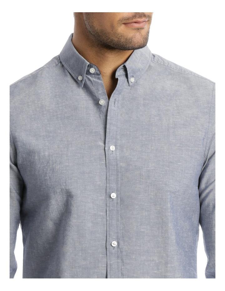 Barts Long Sleeve Slim Shirt image 4