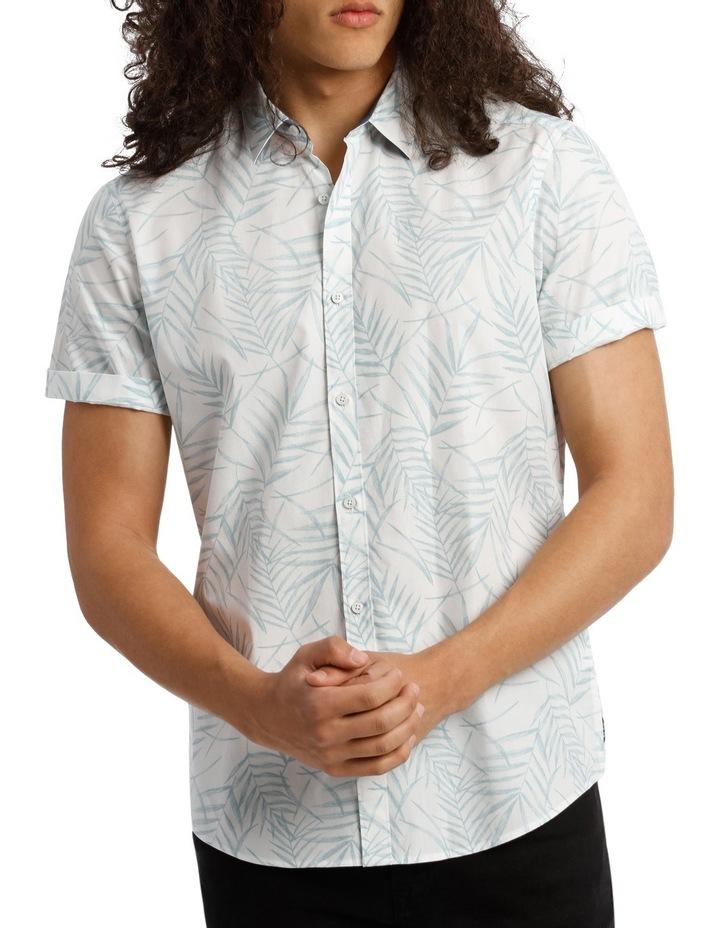 Whitsundays Printed Short Sleeve Relaxed Shirt image 1