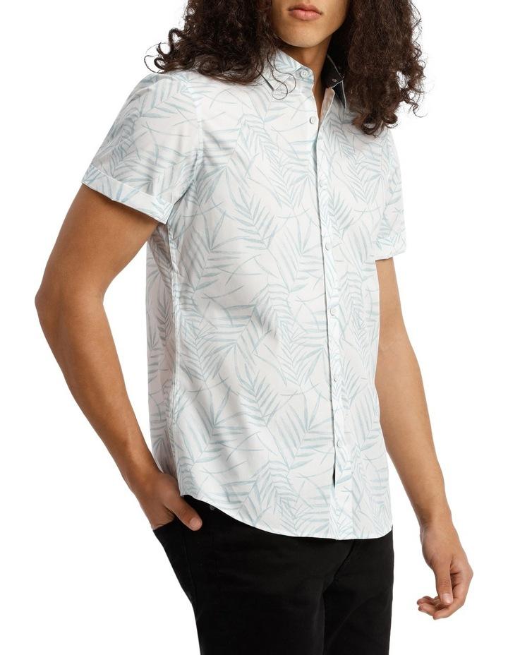 Whitsundays Printed Short Sleeve Relaxed Shirt image 2